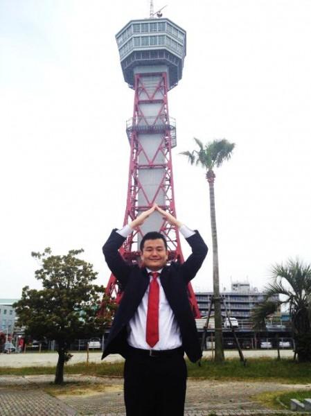 福岡タワーとかわの義博