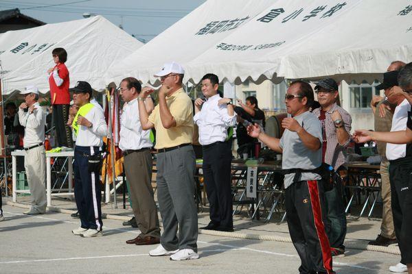 131006_飯倉校区体育祭に参加