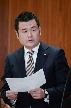 参院外交防衛委員会で質問に立ちました。
