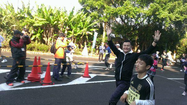 佐多岬マラソンに参加しました
