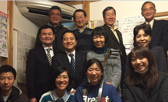 福岡市中央区語る会