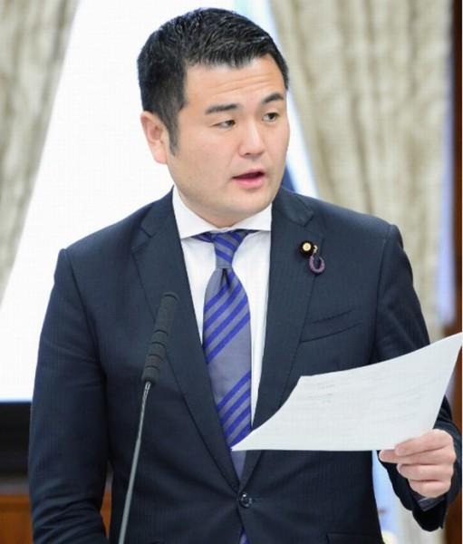 沖縄問題に関する委員会にて質疑