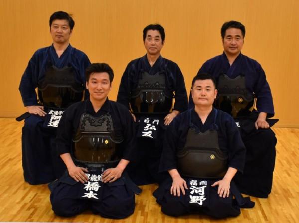 超党派の衆参議員で剣道クラブを立ち上げ