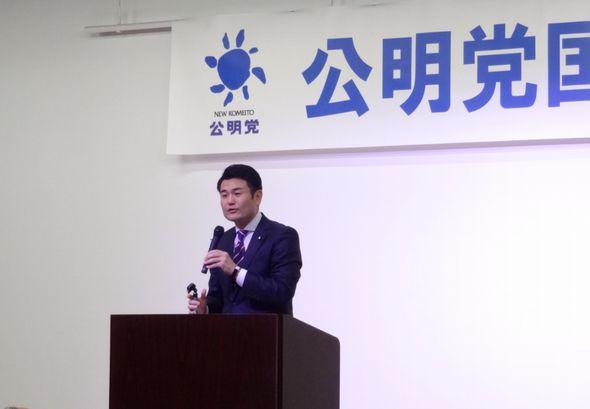 糸島市の国政報告会