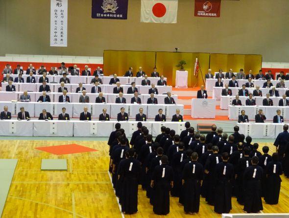 剣道(東西対抗剣道大会)