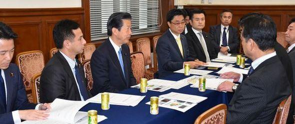 桜島火山活動対策議会協議会より要望