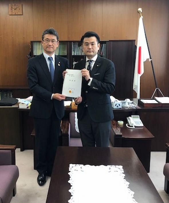 宮崎県知事からの要望